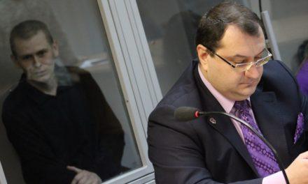 Lawyer for Russian police officer on test in Ukraine identified shot dead
