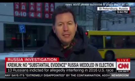 DAMAGING NEWS KREMLIN NO SUBSTANTIAL EVIDENCE RUSSIA MEDDLED IN ELECTION CNN NEWS RUSSIA INVESTIGAT