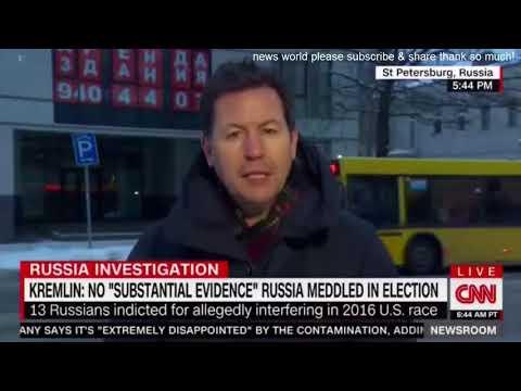 DAMAGING NEWS KREMLIN NO SUBSTANTIAL EVIDENCE RUSSIA MEDDLED IN ELECTION CNN NEWS RUSSIA INVESTIGAT