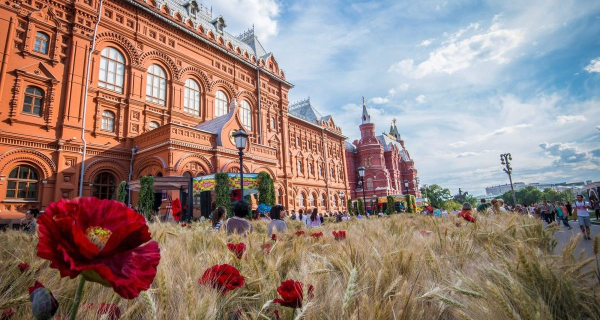 How an Petroleum Giant( Russia) Came to Dominate Wheat