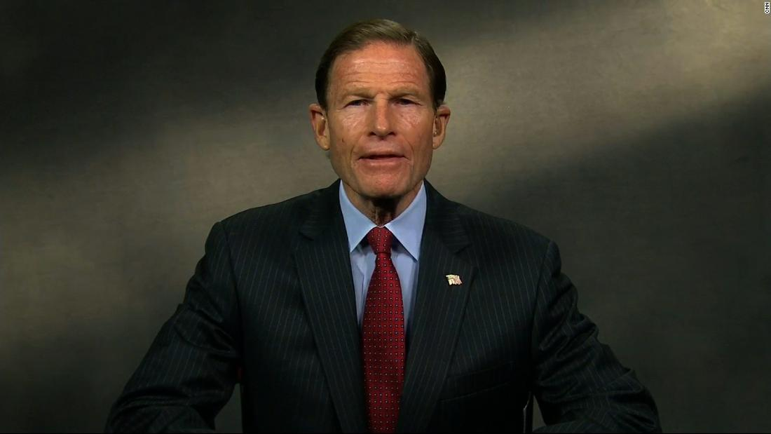 Blumenthal: Trump's 'denial of truth' on Russia threatens