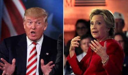 Trump, Clinton angle for nationwide protection benefit