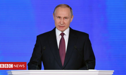 Russia ' s Putin exposes ' unyielding ' nuclear tools – BBC News