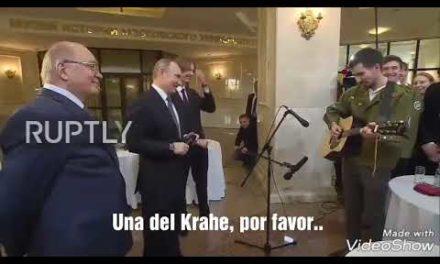 El Krahe del Kremlin