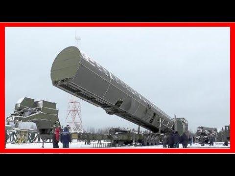 Putin e il super-missile 'invulnerabile'. Casa Bianca: manterremo il primato, Trump difenderà Usa