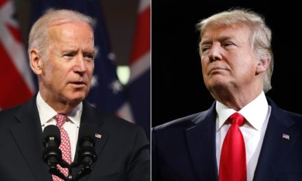 Biden: Trump will have to steer clear of Mueller appraisal, has 'problem along with allocation'