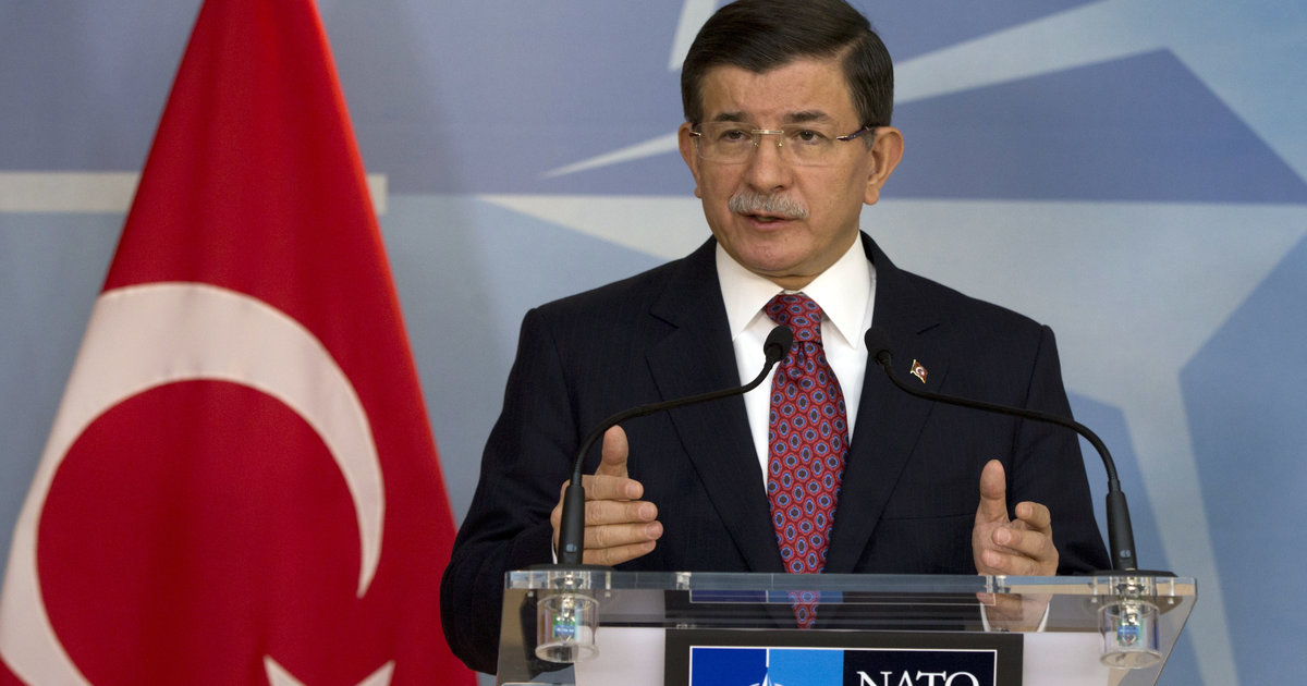 Turkey PM Says Country Won' t Apologize To Russia For Downing Jet