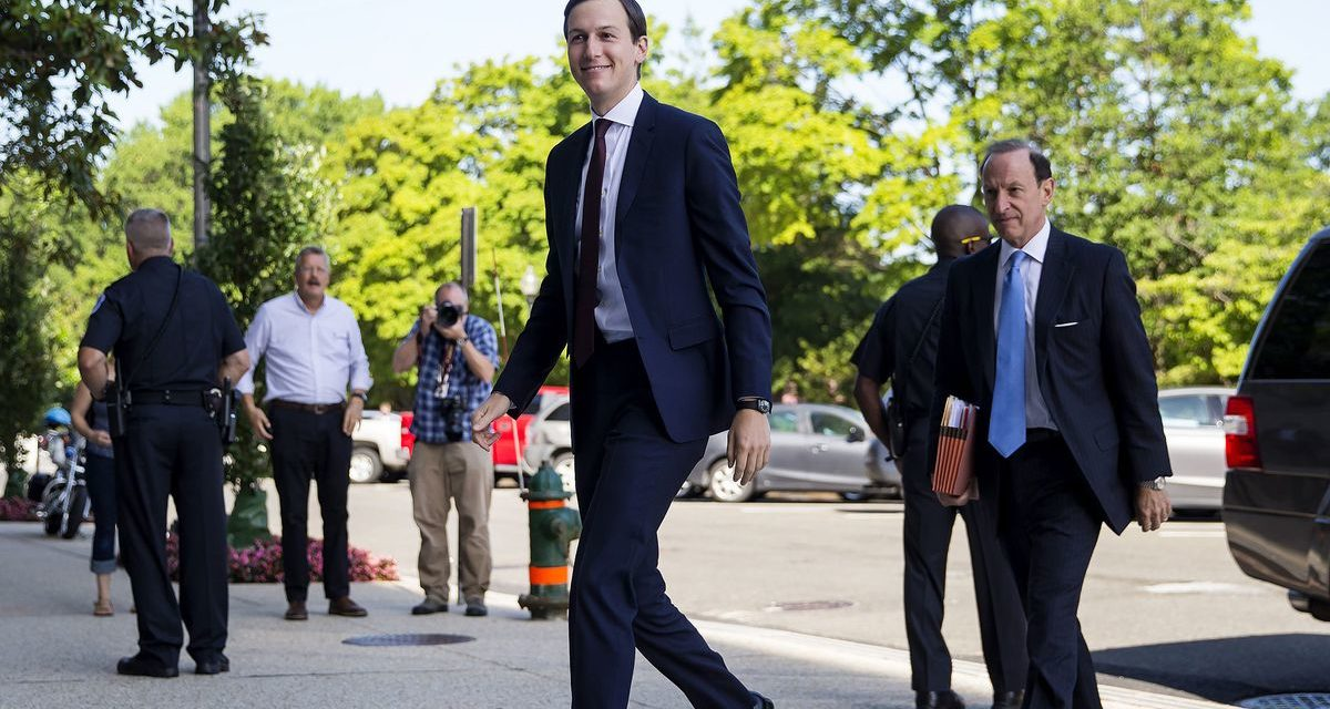 Kushner Denies Improper Contacts With Russia During 2016 Election