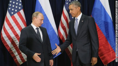 Obama: 'Gapsof depend on' hinder Syria handle Russia