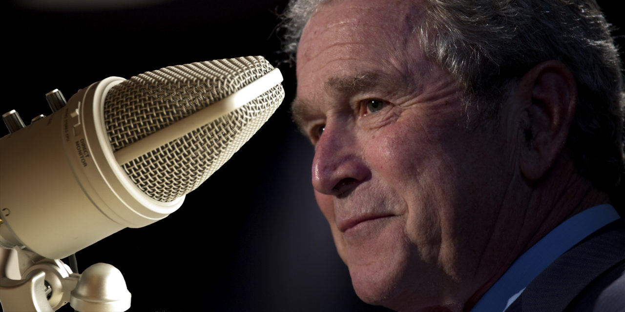 WAGD ep. 21: George W. Bush, dragging Trump, and also swiping hearts