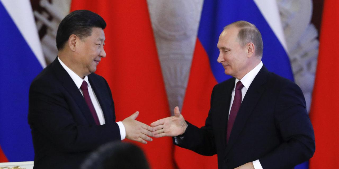 Russia And China Call For De-EscalationFrom U.S, North Korea, South Korea