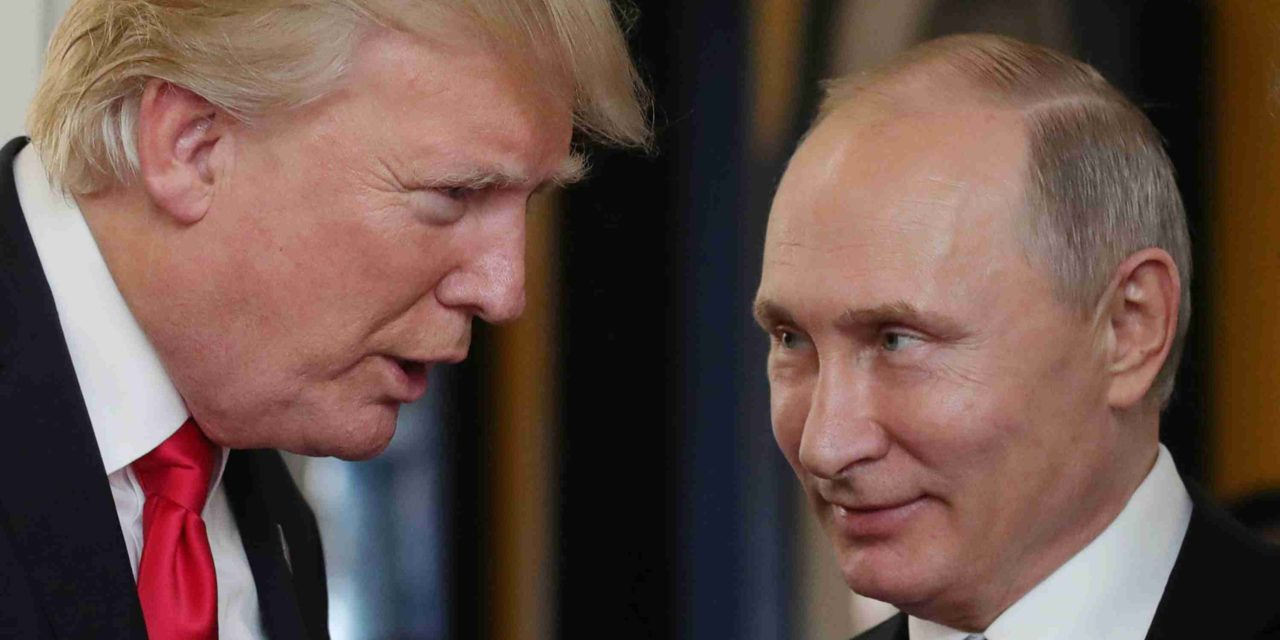 President Trump's Advisers Reportedly Told Him Not as far as Congratulate Vladimir Putin. He Didn't Listen – TIME