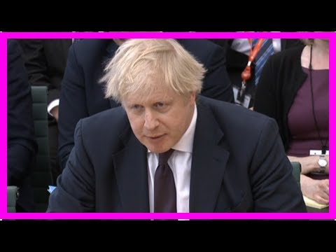 Boris Johnson contrasts Putin's World Cup to Hitler's Berlin Olympics