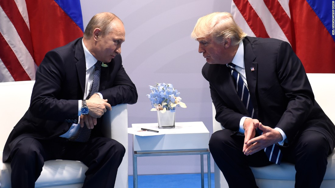 What did Trump and also Putin go over? Depends on that you ask– when