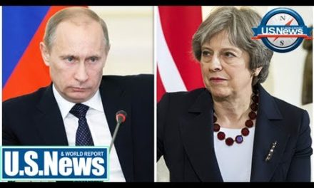 'Borderingon BANDITRY' Putin assaults UK as stress SOAR over Russian spy poisoning