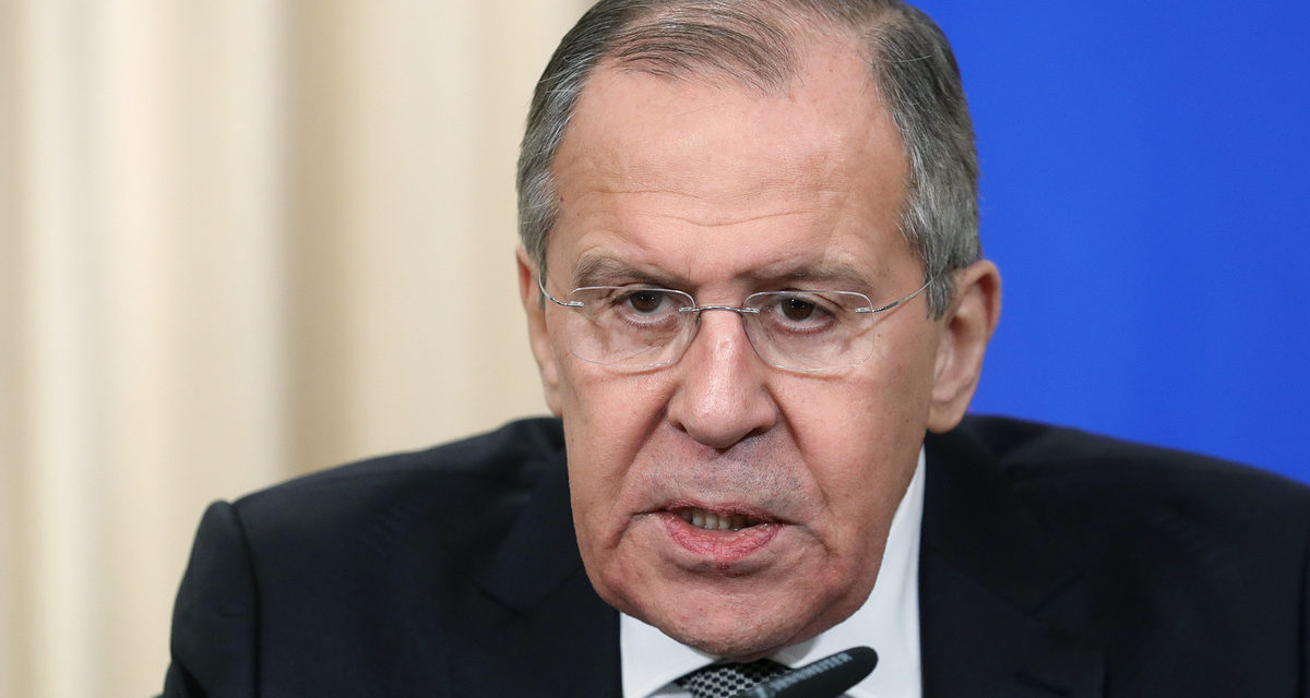 Lavrov highlights deliberation with international NGOs in the middle of anti-Russiancampaign – TASS