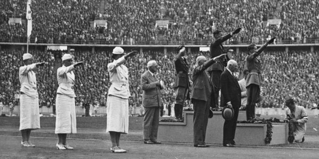 Why Boris Johnson was best to contrast Vladimir Putin's World Cup with Hitler's Olympics – The Conversation UK