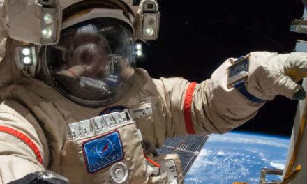 Russia Wants To Let Space Tourists Go On Spacewalks In 2019 But It Will Cost You $100m