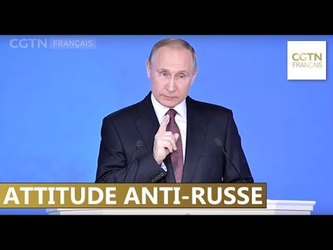Le Kremlin charge le Royaume-Unide répandre un belief anti-Russe