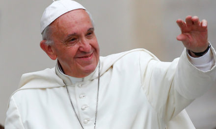 Pope Francis Warns Of 'Dangerous' Alliance Between elitist.S. And Russia
