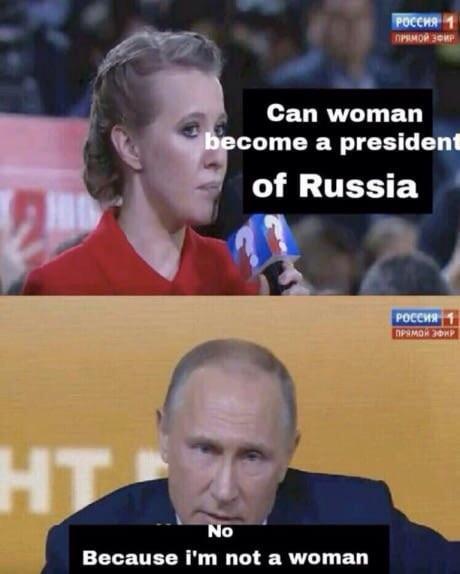 Presidential political election 2018
