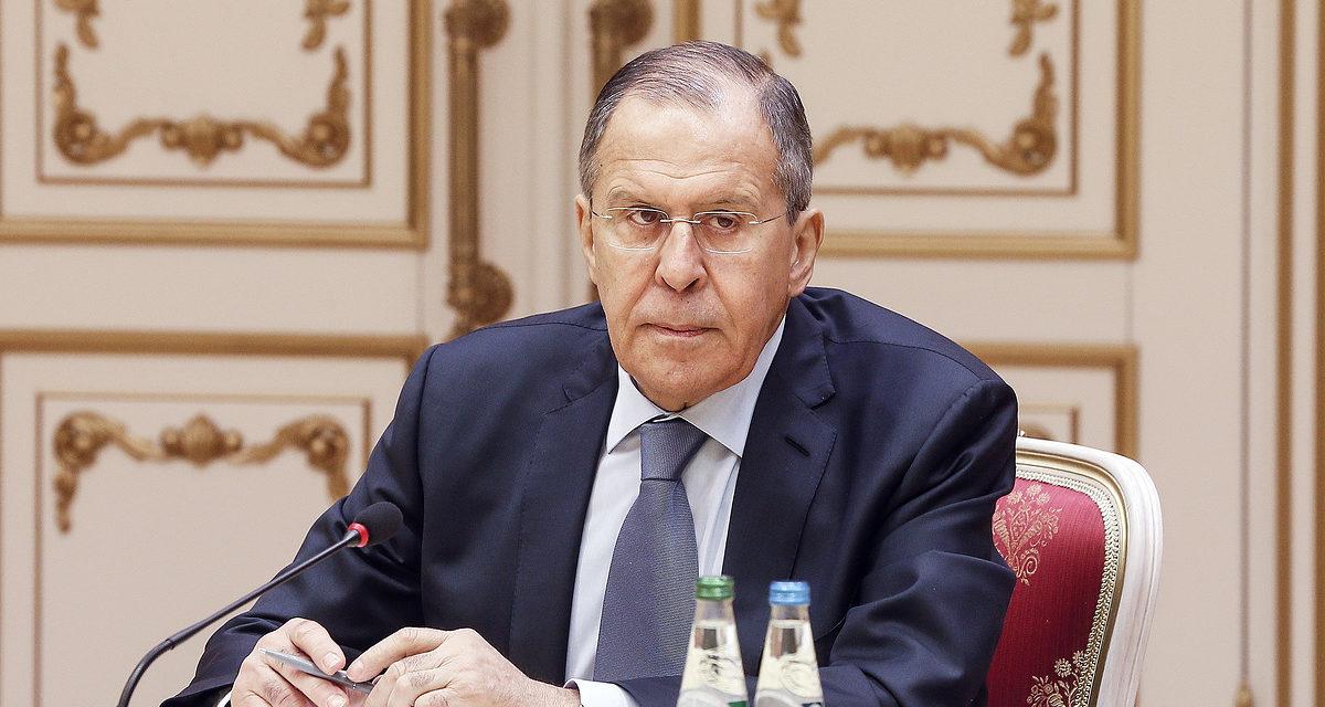 TASS: Russian Politics && Diplomacy-Lavrov :( ******************************************) need to not … – TASS