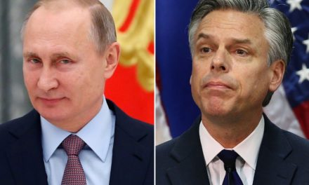 The problem inbox waiting for Jon Huntsman, Trump's guy in Moscow