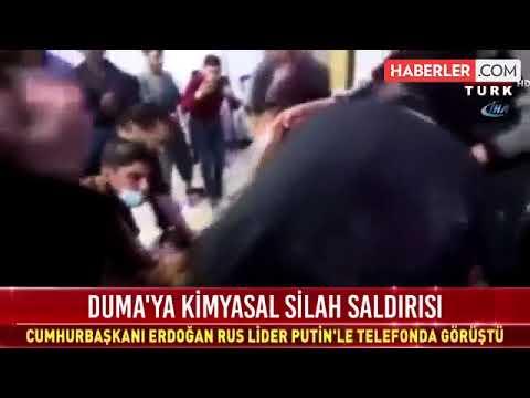Erdoğan ile Putin, Doğu Guta'da Yaşanan Katliamı Görüştü….Son Haber
