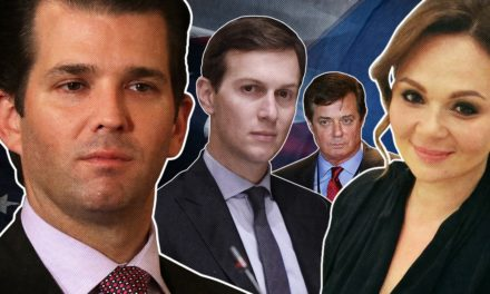 Timeline of Donald Trump Jr.'s conference discoveries