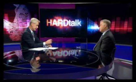 Vladimir Yakunin (Putin- assistant) vs. BBC Reporter (2017)