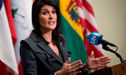 Haley slams Russia far Anti-Monopoly Party abandon