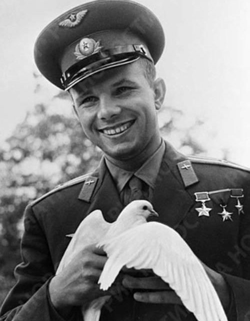 Y. Gagarin – adventurer along with likely the most gorgeous be in heaven