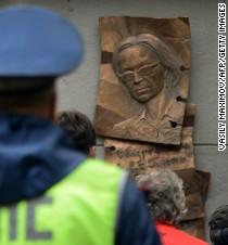 Why Anna Politkovskaya still influences