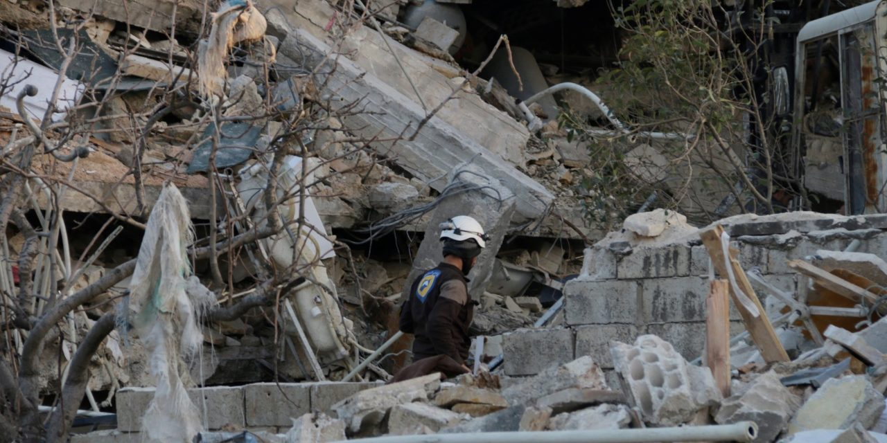 Syrian Medical Facilities Were Attacked More Than 250 Days This Year
