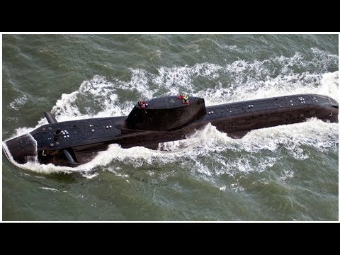 British submarine in battle with Kremlin's 'BlackHole' hunter-killer