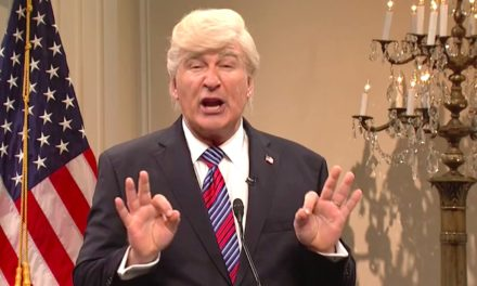 SNL: Alec Baldwins Trump Admits I Dont Care About America