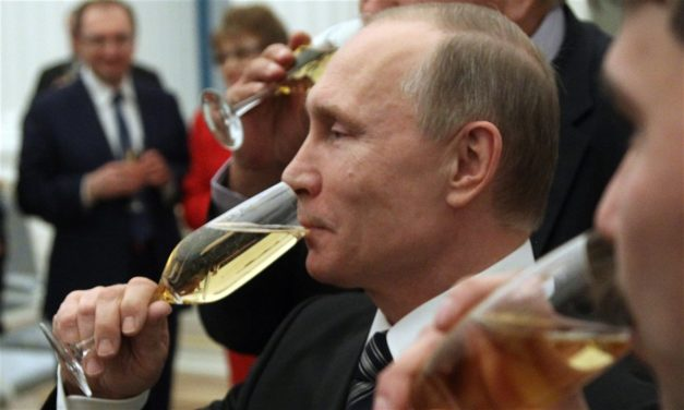 Bullish Vladimir Putin is running rings around the west in Syria