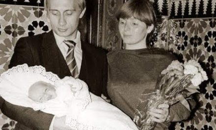 Rare images of exclusive life of Russian leader Putin