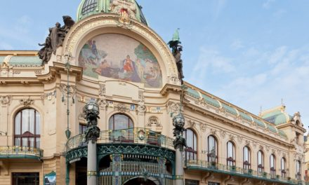 10 of the most effective European cities for art nouveau