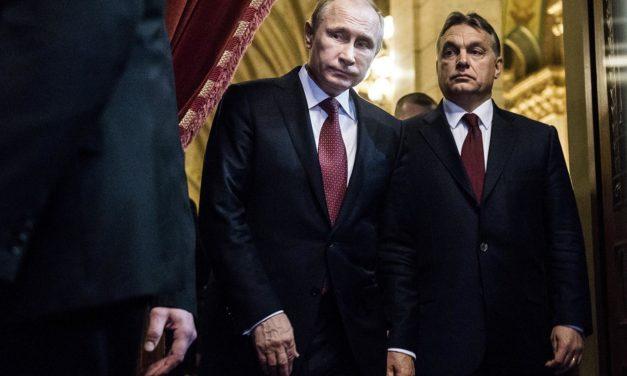 The Plot Against Europe: Putin, Hungary as well as Russia's New Iron Curtain – Newsweek