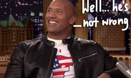 The Man Behind Dwayne Johnson's 2020 Campaign Explains Why The Rock Would Make The PERFECT POTUS!