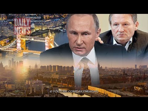 RUSSIAN EXODUS: Businessmen LEAVING Britain to go back to Putin as UK stress rise – DAILY NEWS