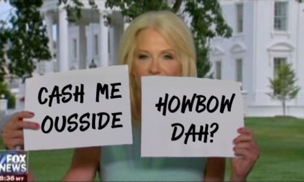 Kellyanne Conway Is Our New Favorite Meme