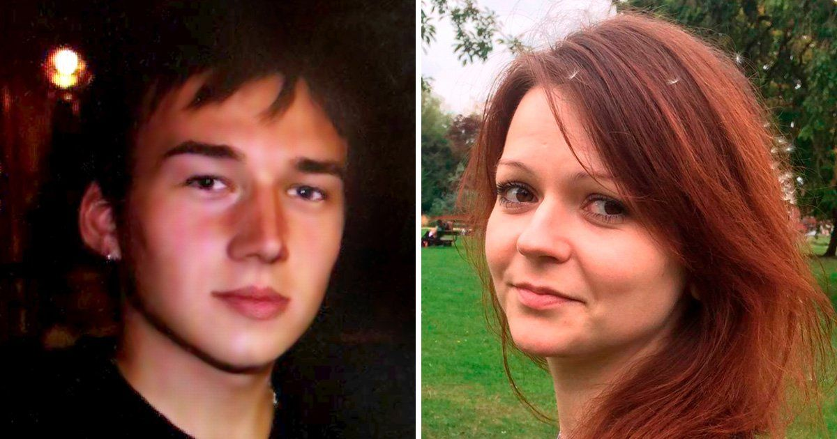Yulia Skripal's future husband' in concealing' in the middle of spy insists linked to Vladimir Putin – Metro