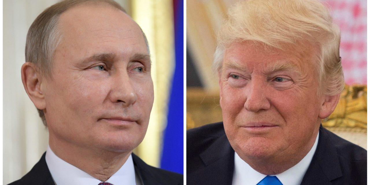 RTAG 8 TTShe knows <em> all </em>Trump, Putin to Fulfill Friday at G-2 0