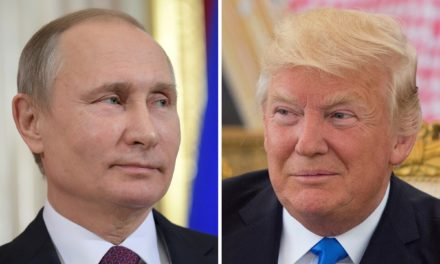 RTAG 8 TTShe knows <em> all </em>Trump, Putin to Fulfill Friday at G-2 0