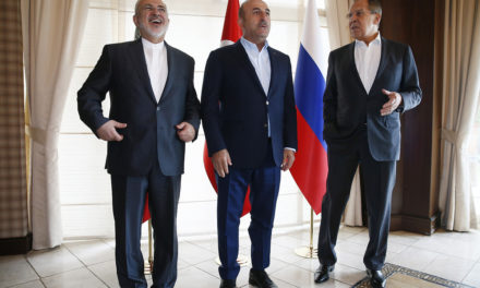 Russian, Iranian, Turkish most sensible envoys anticipated to satisfy adit Moscow April 28 — render – TASS