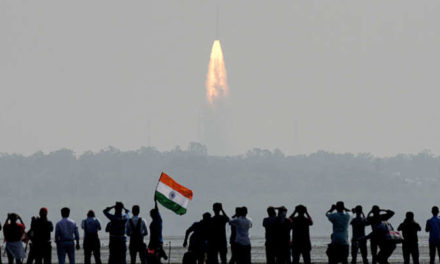 India Successfully Deploys 104 Satellites In World Record-BreakingRocket Launch