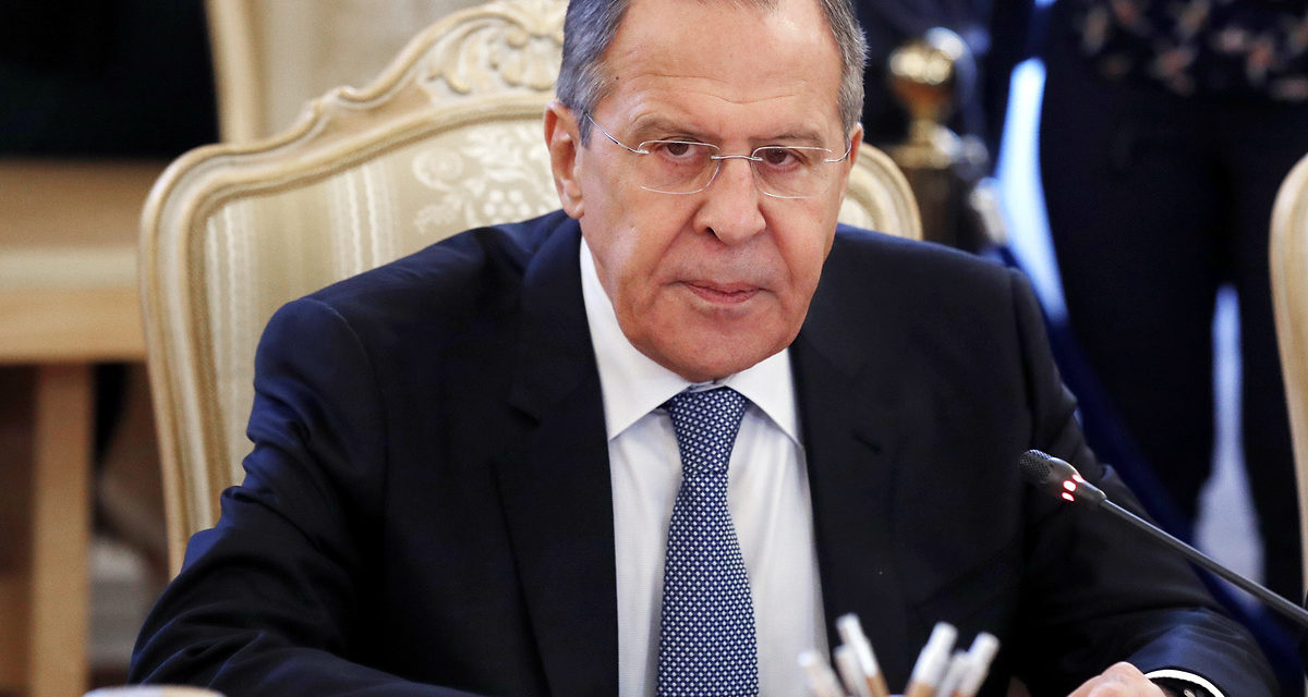 Lavrov to consult with Iranian, Turkish resulting mediators in Moscow on April 28 – TASS
