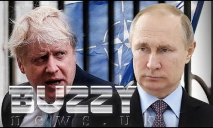 'WeMUST quit RECKLESS Putin' Boris Johnson problems Russia danger and also advises Nato to act|BuzzyNews